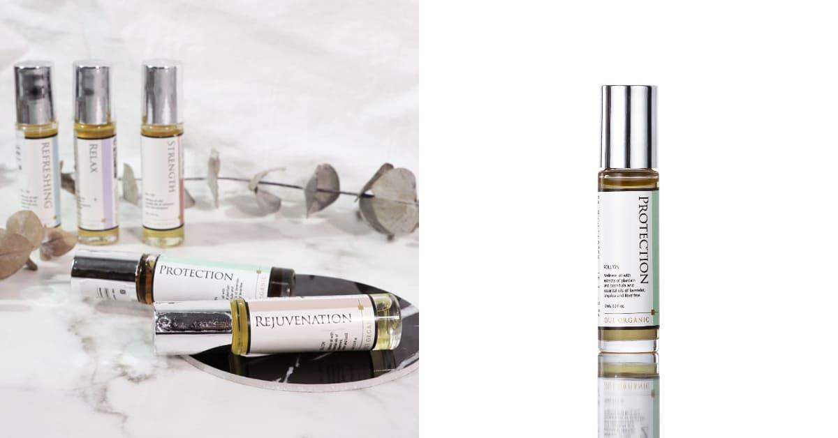 【贈獎活動】唯有機Oui Organic 法國製有機滾珠精油