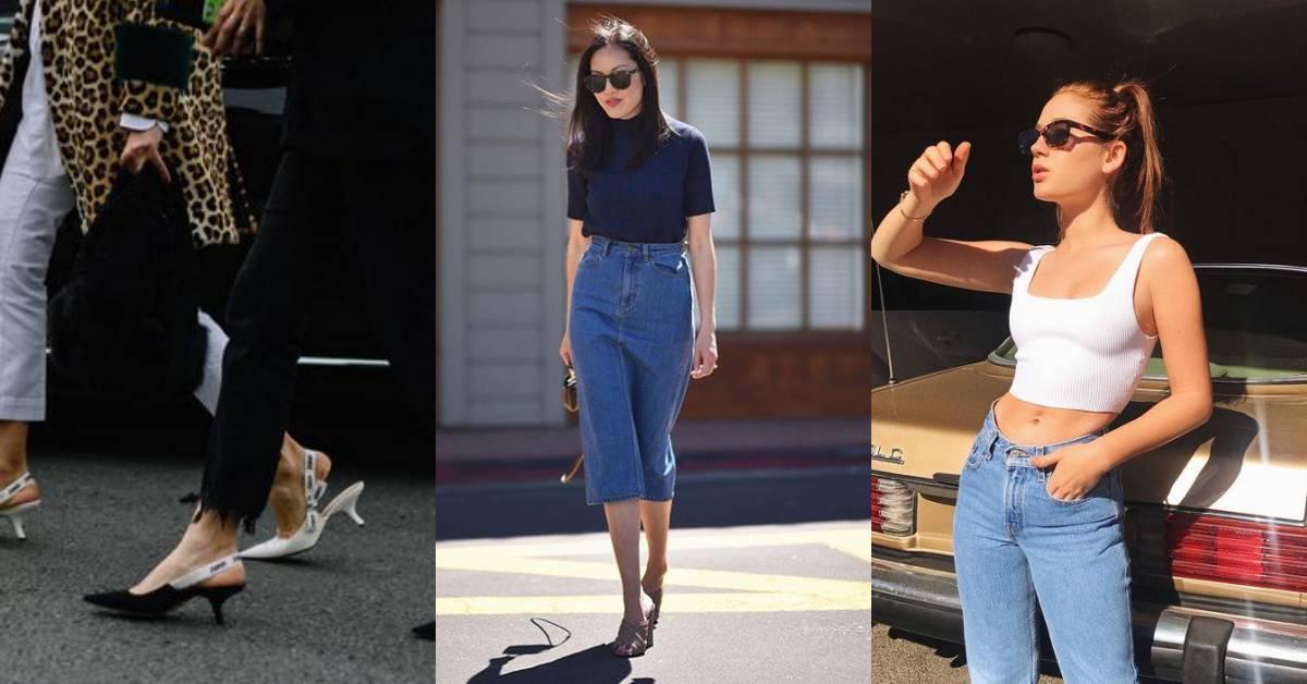 矮個子女孩也能穿出好比例!