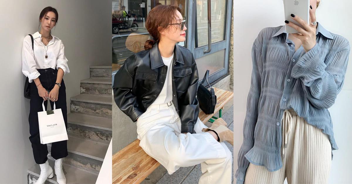 2019韓妞「秋冬穿搭」一次看!跟碎花裙說再見,今年最大勢的流行穿搭選「這個」準沒錯