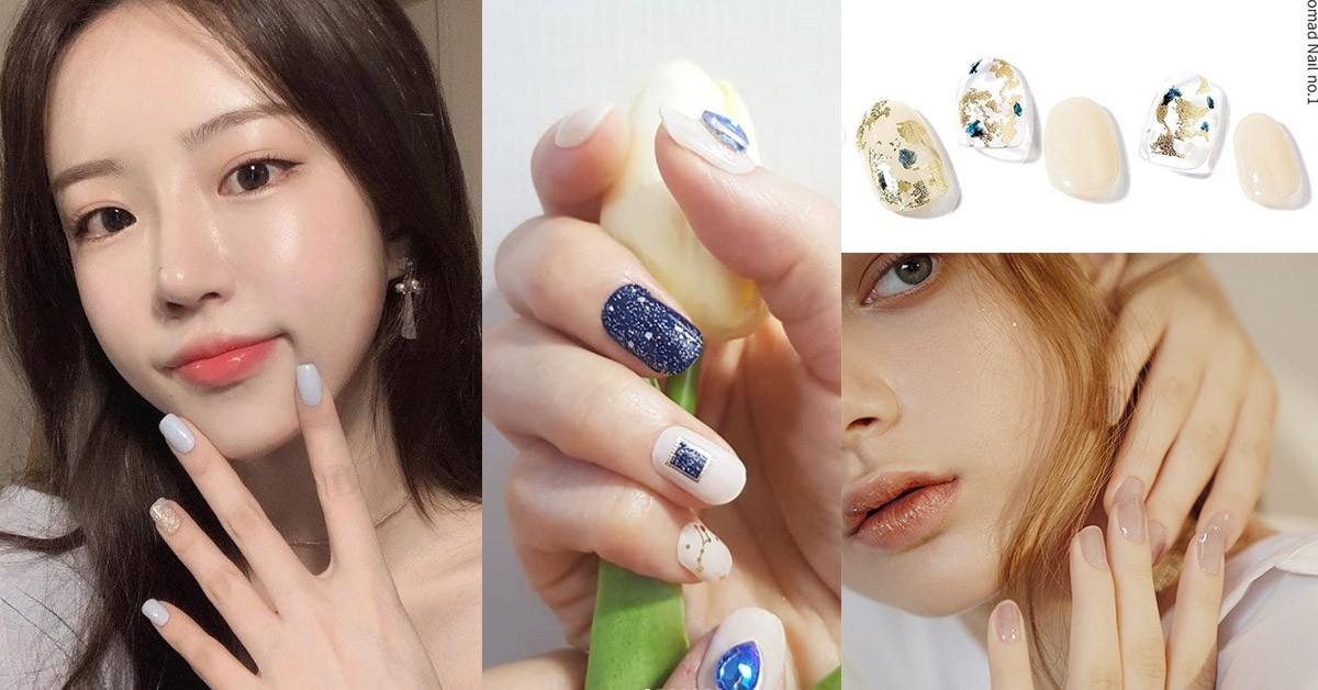 價格只要光療一半!韓國美甲品牌ohora推軟膠甲貼,3秒貼上完成、每天換也不心疼