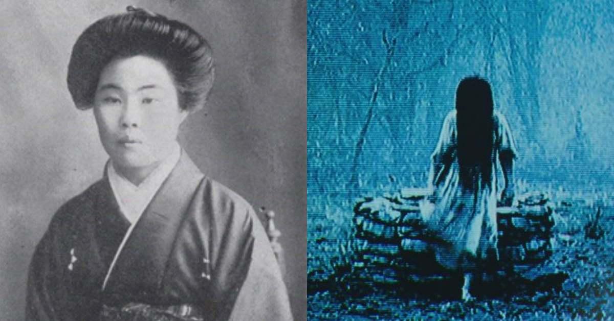 永遠無法得到超渡的歷久不衰女鬼「貞子」,原來歷史上真有這號人物!
