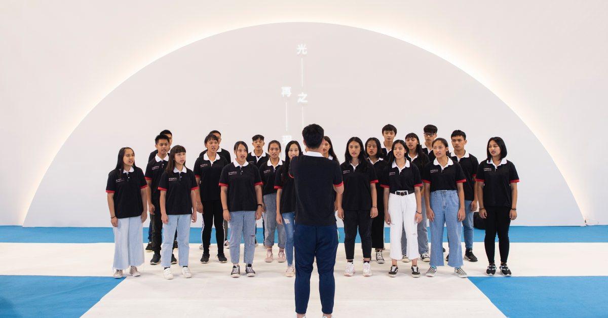 小小「台灣之光」走上國際!2019 ART TAIPEI島嶼之聲悠揚獻唱