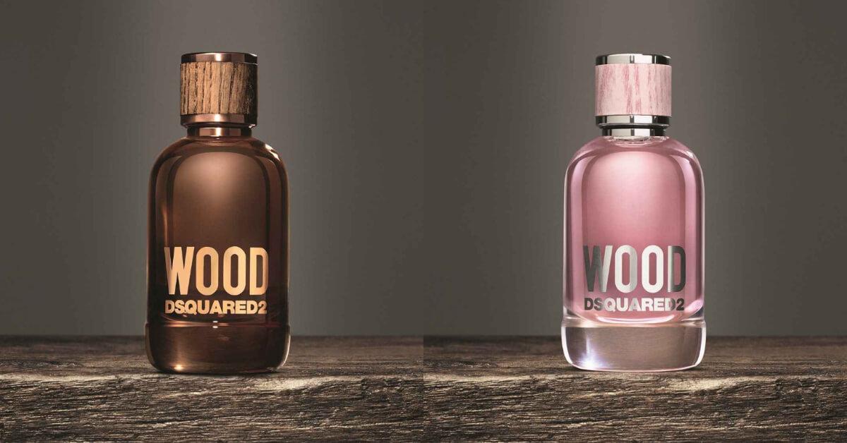 超浪漫對香瓶!WOOD.天性男女淡香水 在焦躁不安的夏日找到一抹沈靜