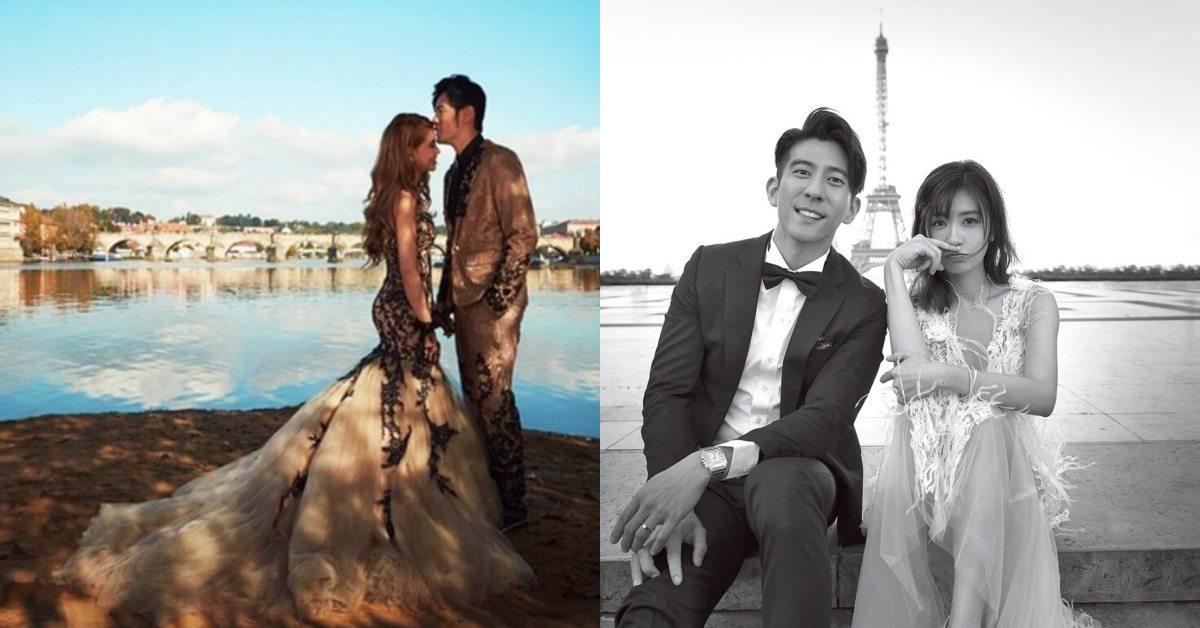 想去海外拍婚紗留下回憶!賈靜雯選巴黎、周董在布拉格,隨便拍都像劇照的還有「這裡」