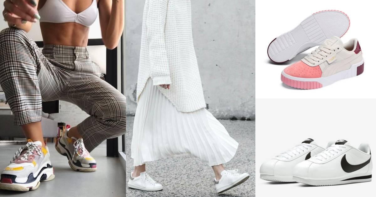球鞋該怎麼買?2019下半年老爹鞋、小白鞋、厚底鞋14雙推薦
