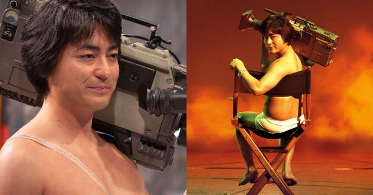 Netflix《AV帝王》創高峰!日本影壇奇才山田孝之自白:「再不付諸行動,到死都無法實現!」