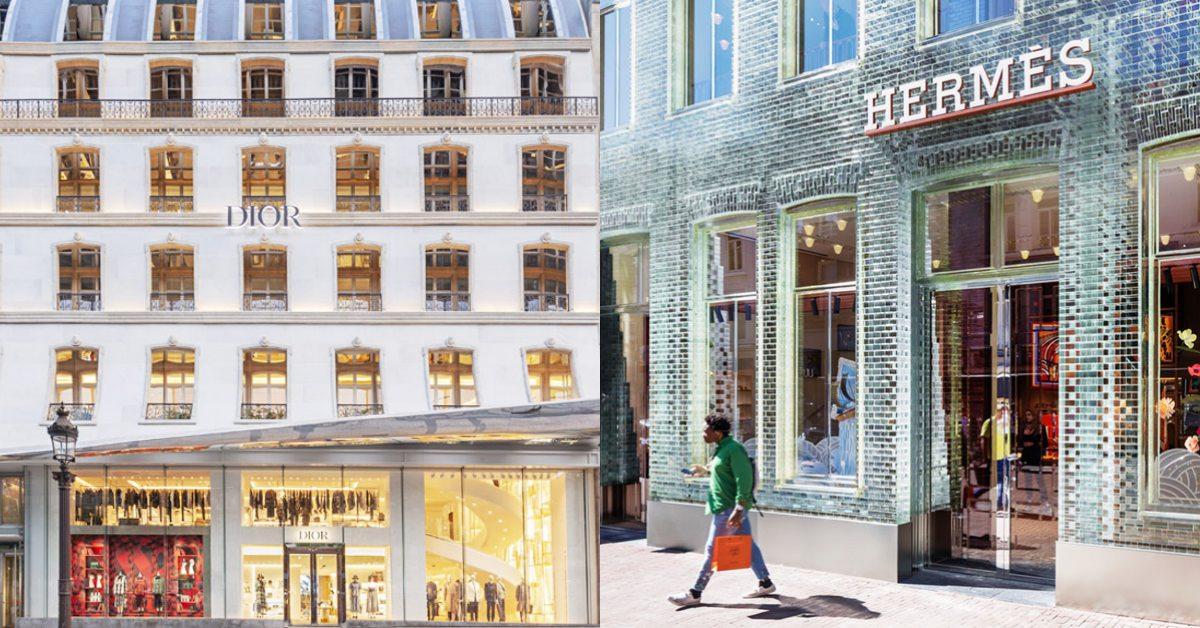 Hermès店變水晶屋、Gucci廣告很80、LV辦展覽!不務正業的精品其實很有深度
