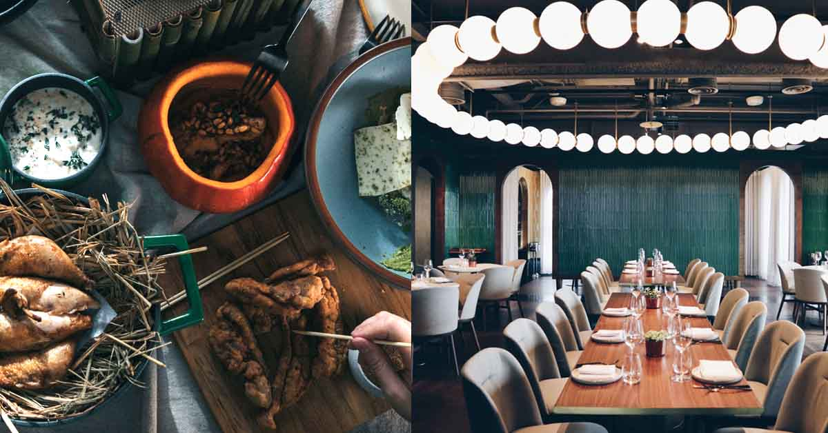 【賽門專欄】台北最夯 The Tavernist歐式摩登餐廳