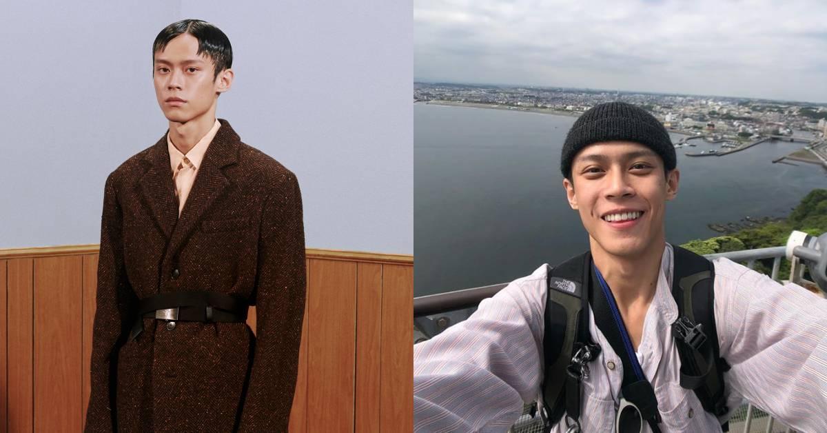專訪|從模特兒到網路劇《那一天》!新銳演員黃雋智:「只要對每件事真誠,那就不怕出錯。」