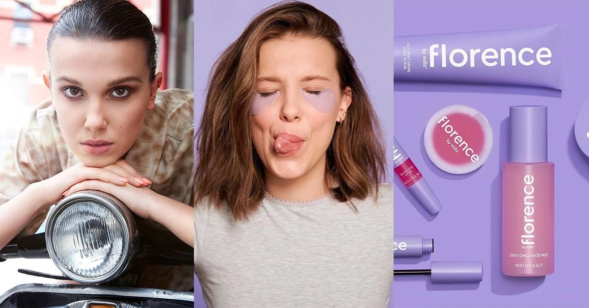 未成年也能用的美妝?「11」米莉芭比布朗推天然護膚品牌,「少即是多」敏弱肌聖品