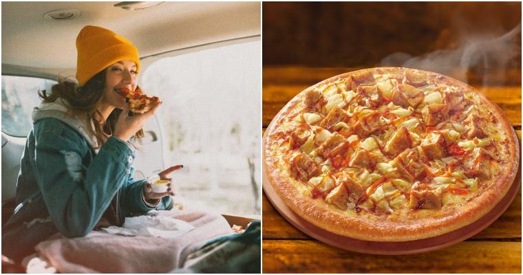 《必勝客》繼榴槤比薩後,再推「黃金臭豆腐比薩」!難道越惡搞越好吃?