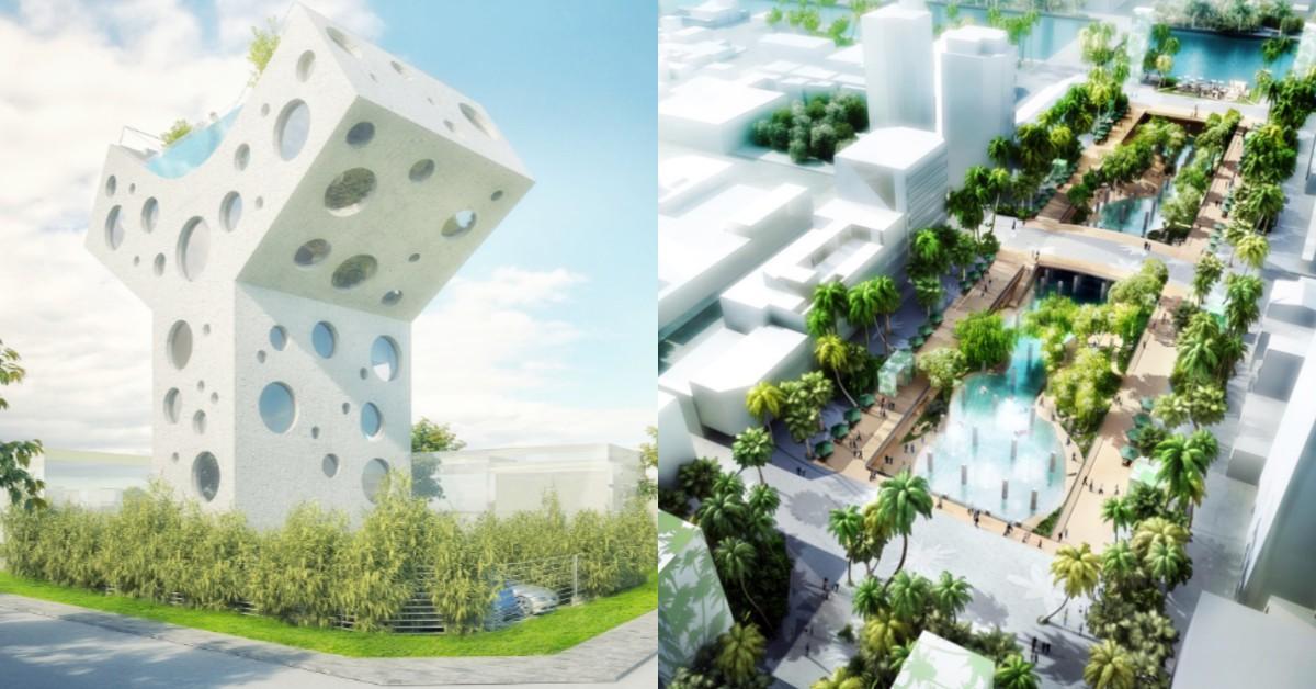 除了《衛武營國家藝術中心》!《MVRDV》在台即將落成3大世界級公共建築不容你錯過!