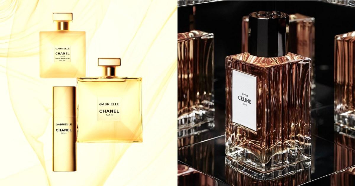 LV睽違70年再推香水、Gucci用香氛站穩美妝!原來「氣味」賣得比包好?