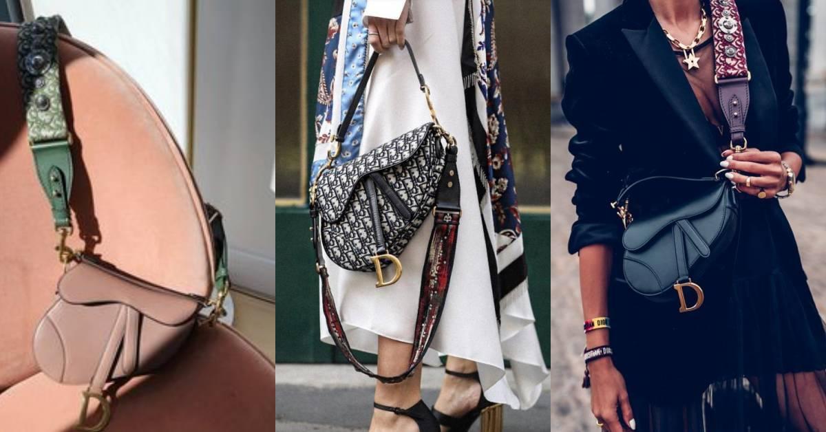 【10Why個為什麼】消失超過十年,Dior馬鞍包憑什麼在短時間重新成為時尚新寵兒?