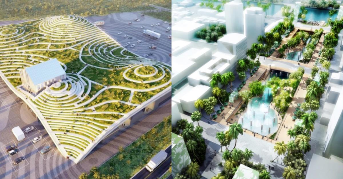除了《衛武營國家藝術文化中心》!《MVRDV》在台即將落成3大世界級公共建築不容你錯過!