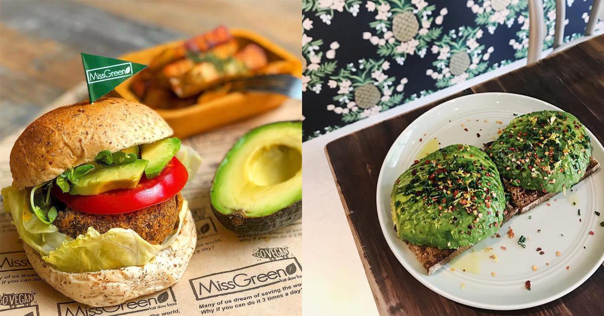 4家台北必訪酪梨餐廳推薦!「酪梨控」必看滿出來的酪梨麵包、漢堡