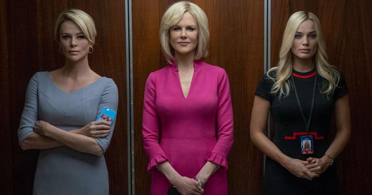 《重磅腥聞》真實事件改編!莎莉賽隆、妮可基嫚、瑪格羅比指出職場歧視女性問題