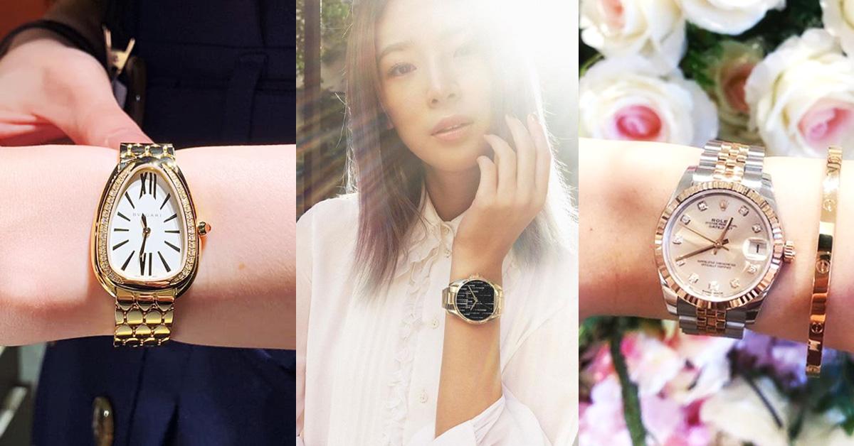 百萬IG網紅Irene Kim都推的腕錶搭配!最襯亞洲人膚色的「9款玫瑰金錶」品牌推薦