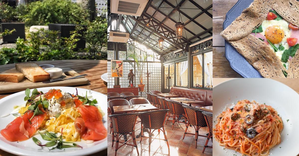 IG網紅都在拍!日本「代官山」4間優質咖啡店,森林系、異國風不只好拍餐也超好吃