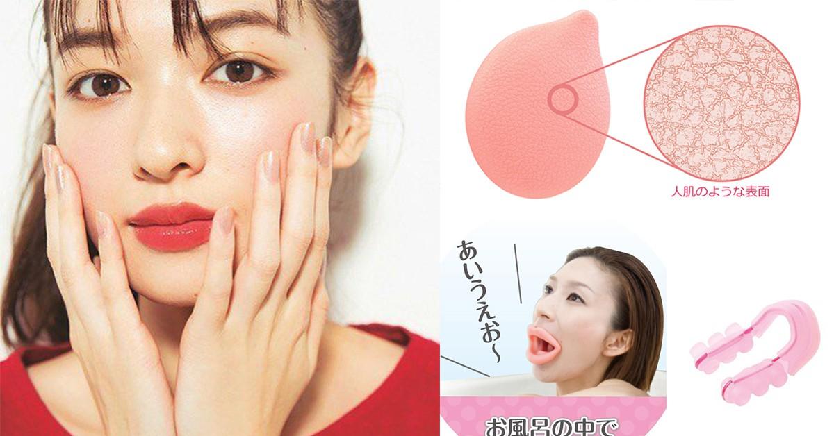 日本樂天搞怪美妝Top5!仿真皮膚粉撲、鼻型矯正器,各種美容小物真是見怪不怪啊!