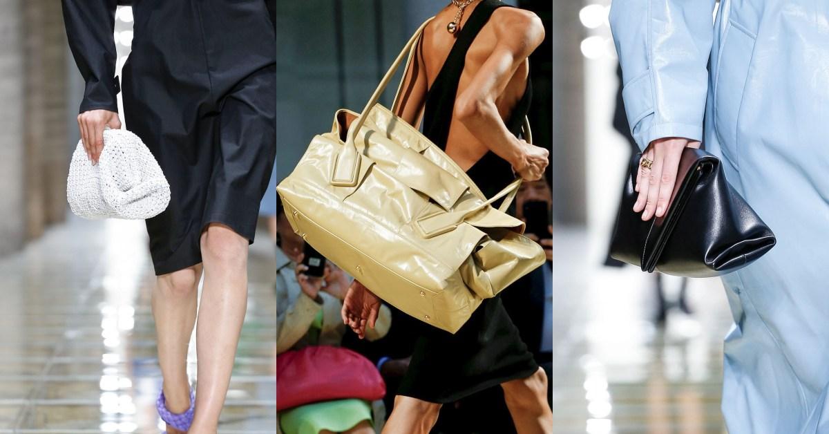 雲朵包不夠看!BV再創話題,下一個IT Bag難道是這款巨大的「離家出走」包?
