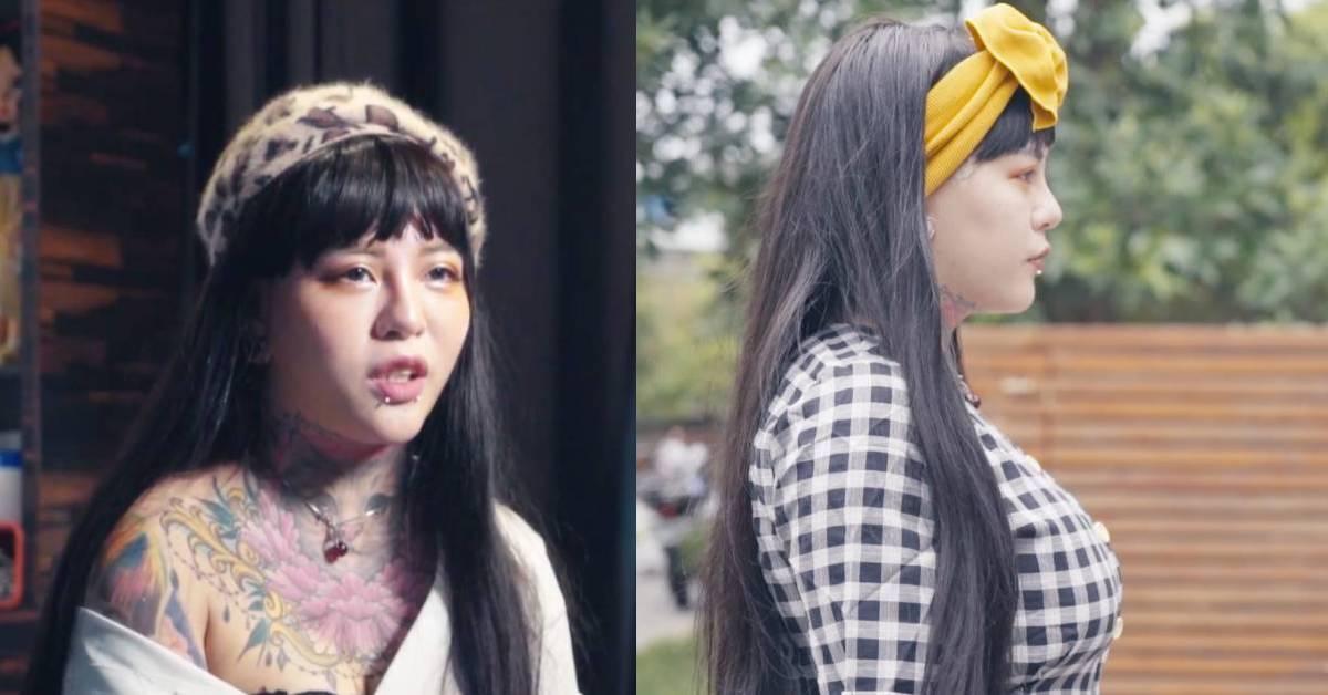 網美刺青師「盧安」曾胖到84公斤,被嘲笑、被霸凌!靠刺青找回自信故事超動人