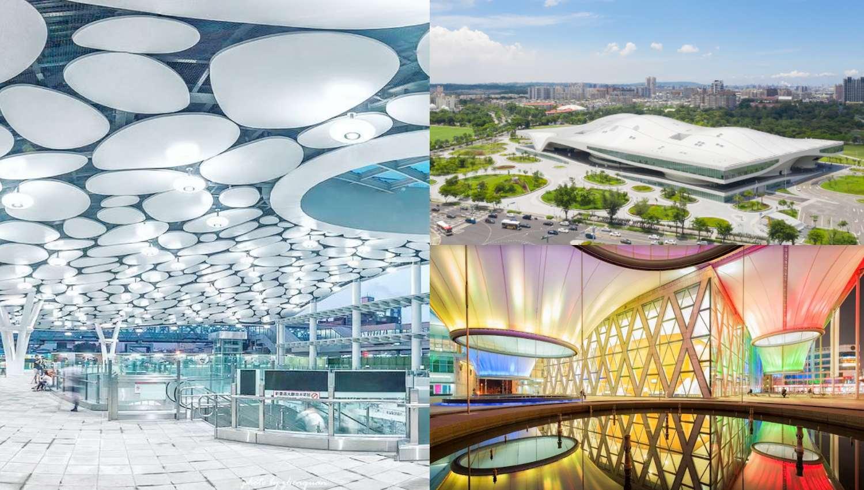 5座世界級建築改寫高雄天際線!衛武營國家藝術文化中心外,這幾個地方也必去