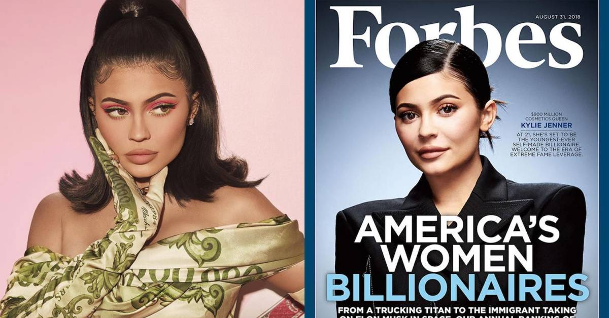 【10Why個為什麼】憑什麼Kylie Jenner22歲成為女富豪?10個超狂事蹟讓人難忘!