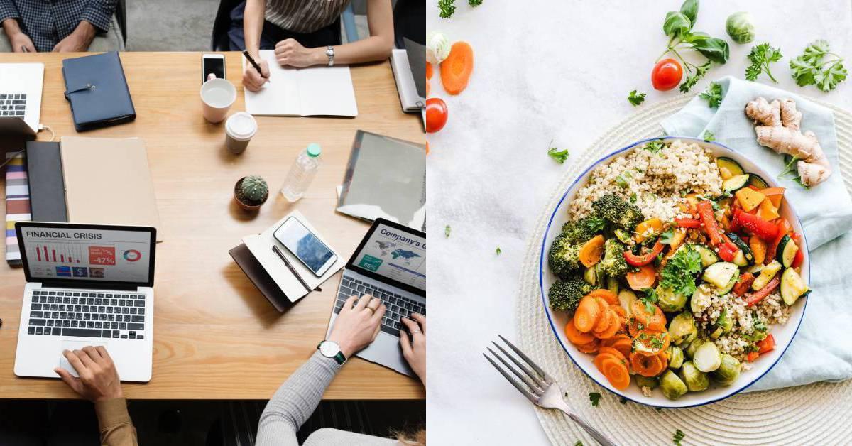 久坐辦公桌易脹氣,少吃這4 樣食物,降低飯後脹氣機率!