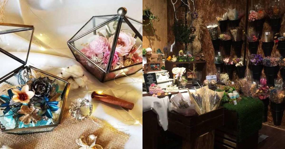 【台灣】除了景點,台中還可以這樣玩!台中特色手作體驗:夢幻乾燥花、氣球DIY、檜木筷子等,一次介紹給你