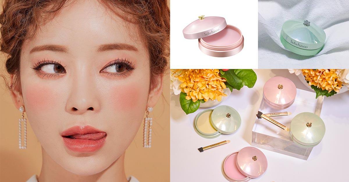 韓妞零唇紋的秘密是這個!雪花秀全新潤唇膜,馬卡龍配色宛如仙女的嫁妝