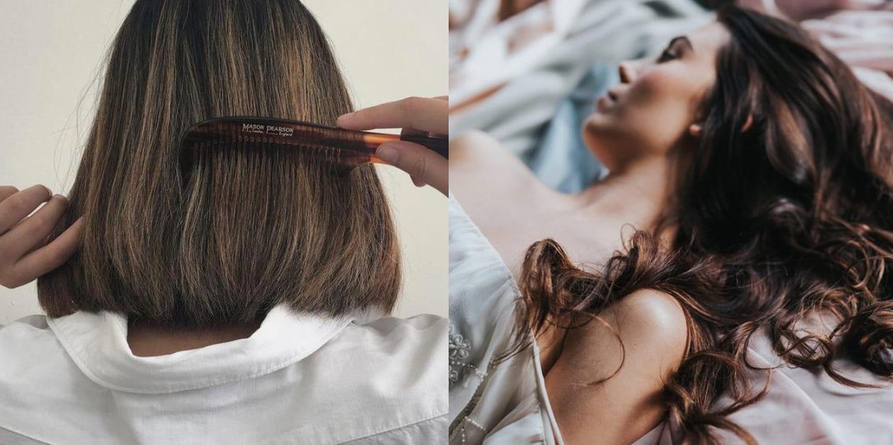 頻繁梳頭真的能讓頭髮更茂密?專家: 梳頭前後加上這5招,不然都是白做工
