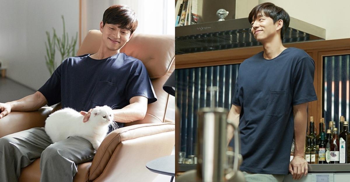孔劉:「我過的只是普通宅男大叔生活」!私下的男神常睡沙發,還是貓奴一枚