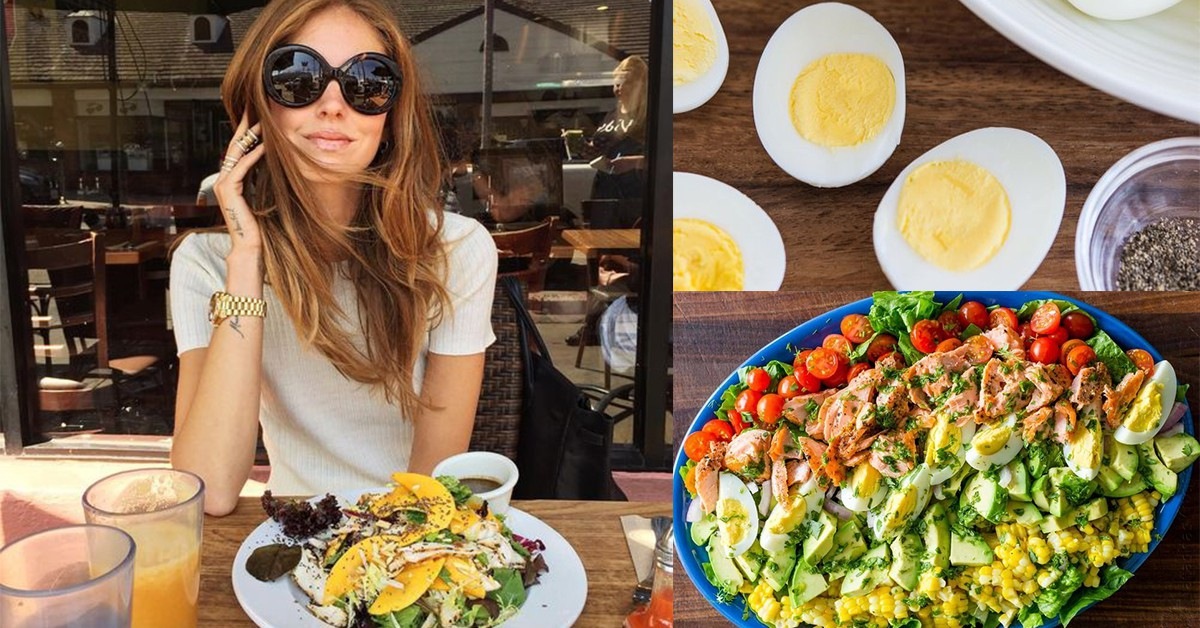 網路超夯雞蛋瘦身法!每餐加入雞蛋就能減肥,照著食譜吃一週狂瘦8公斤