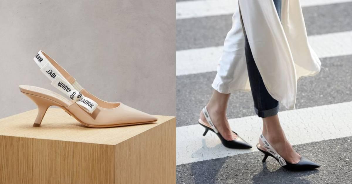 【10Why個為什麼】才上市2年成為女人的夢幻美鞋,Dior J'adior的10個關鍵,妳一定要知道!