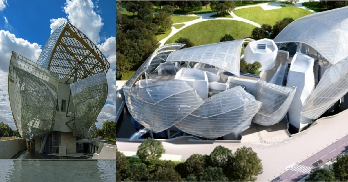 首爾必訪朝聖景點!LV首爾旗艦店化身玻璃帆船,簡直是最強建築藝術品
