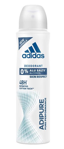 愛迪達adidas女用爽身噴霧150 ML(正貨)